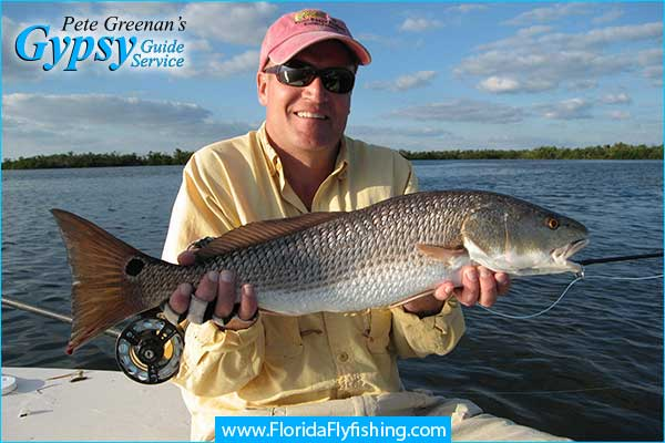 Flyfishing for Boca Grande Redfish